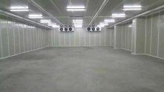 气调保鲜冷库每平方米安装造价是多少