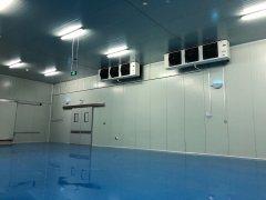 800平米牛肉冷冻库设计安装造价多少钱
