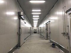 北京1500平米肉类冷库工程设计,冷库总投资