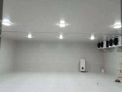 上海基因生物1000m3生物制品冷库(冷冻、冷藏)新