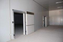 5000平米生鲜电商冷库(冷链中心配送冷库