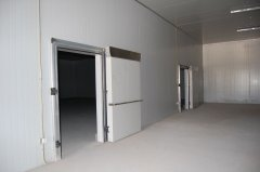 建造350平米白兰瓜保鲜冷藏库安装建造成本
