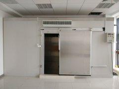 上海医院建造100m3低温血清样品冷库需要多少钱