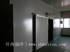 杭州澳门豆捞15000立方食品冷库工程