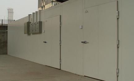 开冉制冷作为专业大中小型冷库安装设计建造的工程