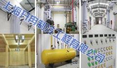 上海禾煜贸易45000立方食品冷库工程  桶泵蒸发冷