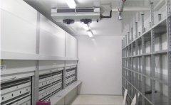 2200平米医药冷库安装需要多少资金?2-8℃药材冷藏库