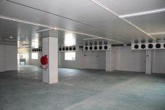 1000平方米鸭梨冷库造价是多少,鸭梨可以在冷库存放多久?