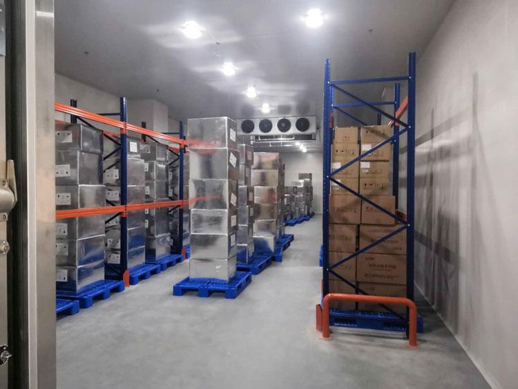 牛肉冷冻库报价制冷设备设计、配置表总投资厂家询价